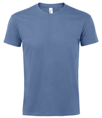 SOLS Imperial T-Shirt Blue 3XL (11500 BLU 3XL)