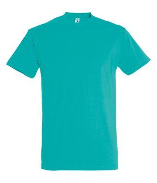 SOLS Imperial T-Shirt Caribbean blue XXL (11500 CAB XXL)