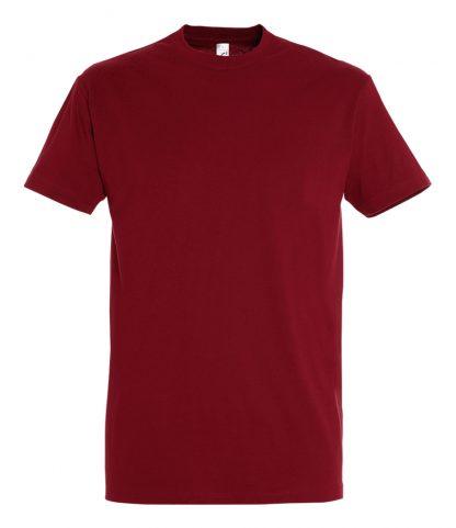 SOLS Imperial T-Shirt Chilli XXL (11500 CHI XXL)