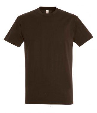 SOLS Imperial T-Shirt Chocolate XXL (11500 CHO XXL)