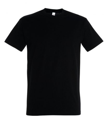 SOLS Imperial T-Shirt Deep black 5XL (11500 DBK 5XL)