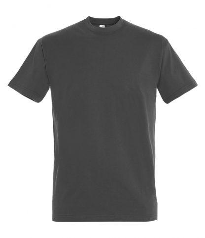 SOLS Imperial T-Shirt Dark Grey 5XL (11500 DGY 5XL)