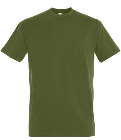 SOLS Imperial T-Shirt Dark khaki 3XL (11500 DKH 3XL)