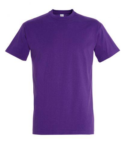SOLS Imperial T-Shirt Dark purple XXL (11500 DKP XXL)