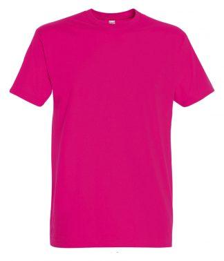 SOLS Imperial T-Shirt Fuchsia XXL (11500 FUS XXL)