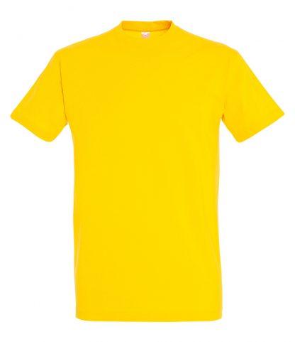 SOLS Imperial T-Shirt Gold 5XL (11500 GOL 5XL)