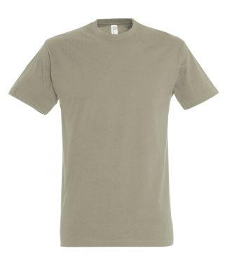SOLS Imperial T-Shirt Khaki XXL (11500 KHA XXL)