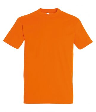 SOLS Imperial T-Shirt Orange 5XL (11500 ORA 5XL)