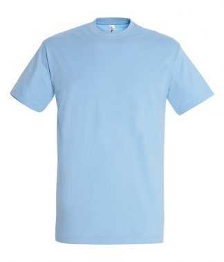 SOLS Imperial T-Shirt Sky blue XXL (11500 SKY XXL)
