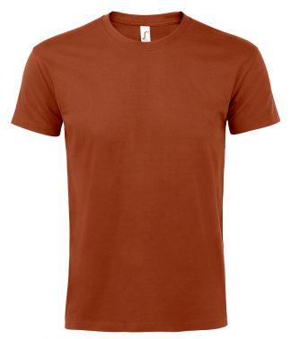 SOLS Imperial T-Shirt Terracotta 3XL (11500 TCT 3XL)