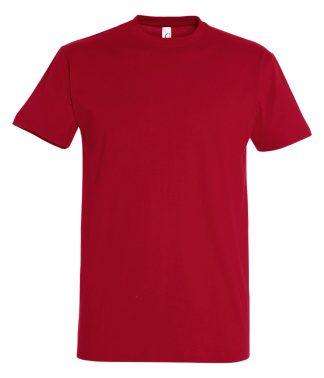 SOLS Imperial T-Shirt Tango red XXL (11500 TGR XXL)