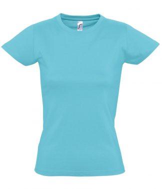 SOLS Ladies Imperial T-Shirt atoll XXL (11502 ATO XXL)
