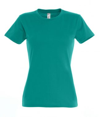 SOLS Ladies Imperial T-Shirt Emerald XXL (11502 EME XXL)