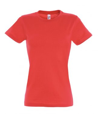 SOLS Ladies Imperial T-Shirt Hibiscus XXL (11502 HIB XXL)