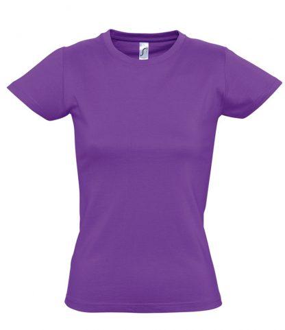 SOLS Ladies Imperial T-Shirt Light purple XXL (11502 LTP XXL)