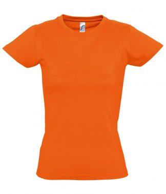 SOLS Ladies Imperial T-Shirt Orange 3XL (11502 ORA 3XL)
