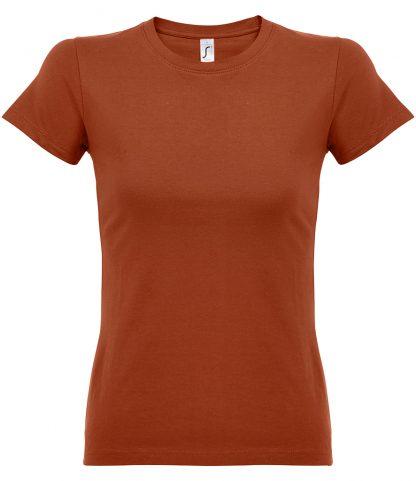 SOLS Ladies Imperial T-Shirt Terracotta XXL (11502 TCT XXL)
