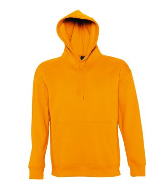 SOLS Slam Hooded Sweat Orange XXL (13251 ORA XXL)