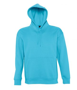 SOLS Slam Hooded Sweat Turquoise XXL (13251 TUR XXL)