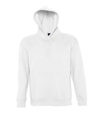SOLS Slam Hooded Sweat White XXL (13251 WHI XXL)