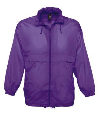 SOLS Surf Windbreaker Jkt Dark purple XXL (32000 DKP XXL)