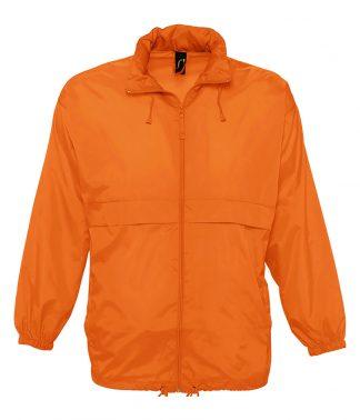 SOLS Surf Windbreaker Jkt Orange XXL (32000 ORA XXL)