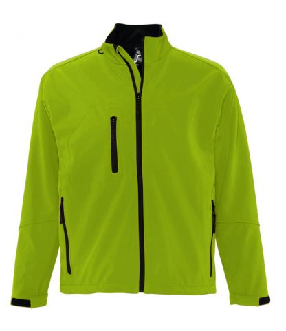 SOLS Relax Softshell Jacket Absinthe green 4XL (46600 ABG 4XL)