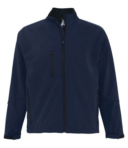 SOLS Relax Softshell Jacket Abyss blue 4XL (46600 AYB 4XL)