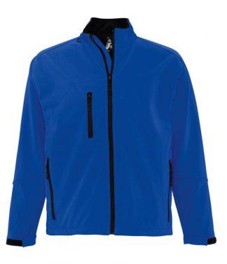 SOLS Relax Softshell Jacket Royal 4XL (46600 ROY 4XL)
