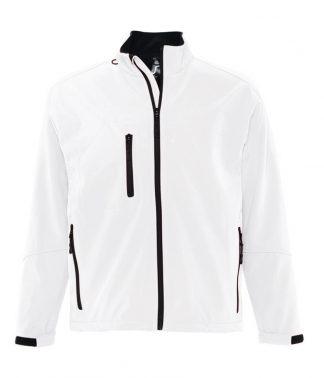 SOLS Relax Softshell Jacket White 4XL (46600 WHI 4XL)