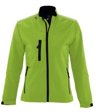 SOLS Lds Roxy Softshell Jacket Absinthe green XXL (46800 ABG XXL)