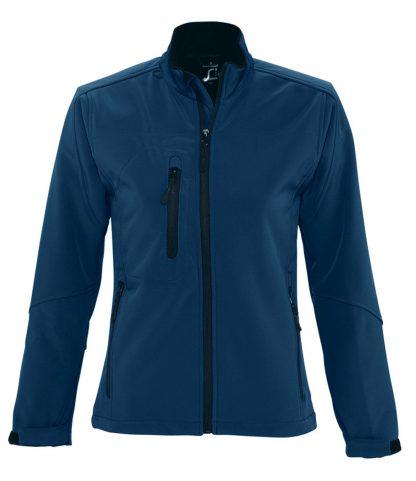 SOLS Lds Roxy Softshell Jacket Abyss blue XXL (46800 AYB XXL)