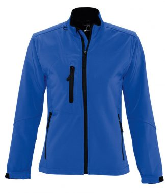 SOLS Lds Roxy Softshell Jacket Royal XXL (46800 ROY XXL)