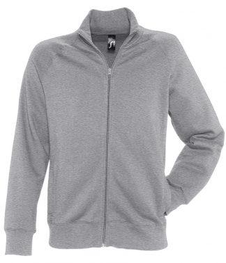 SOLS Sundae Sweat Jacket Dp Grey Marl XXL (47200 DEG XXL)