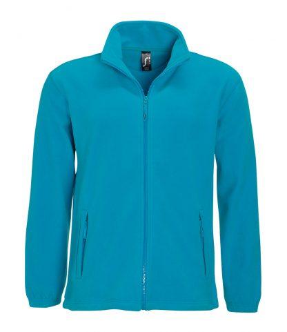 SOLS North Fleece Jacket Aqua 5XL (55000 AQA 5XL)