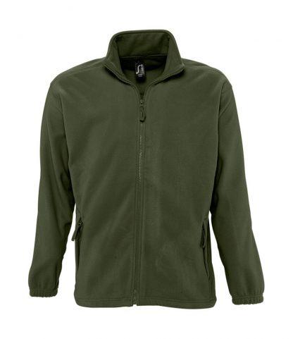 SOLS North Fleece Jacket Army 5XL (55000 ARM 5XL)