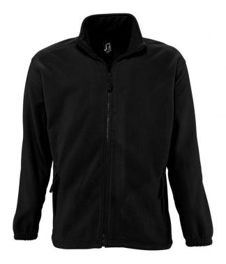 SOLS North Fleece Jacket Black 5XL (55000 BLK 5XL)