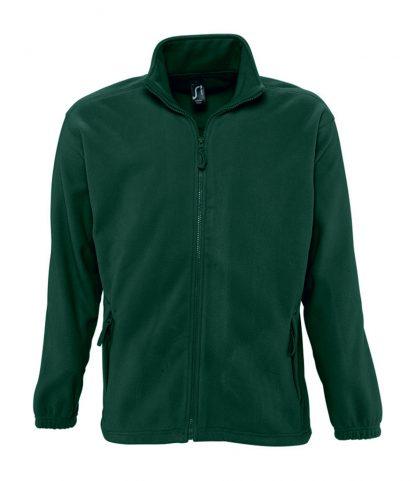 SOLS North Fleece Jacket Green 5XL (55000 GRN 5XL)