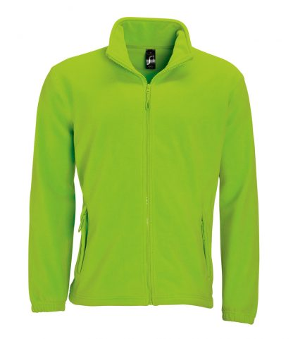 SOLS North Fleece Jacket Lime 5XL (55000 LIM 5XL)