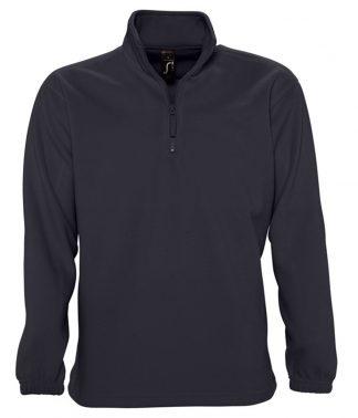 SOLS Ness Zip Nk Fleece Charcoal 3XL (56000 CHA 3XL)