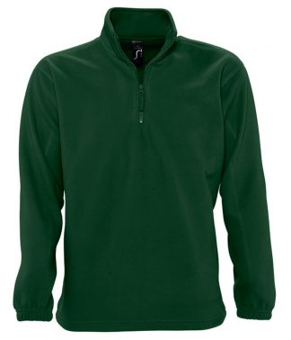 SOLS Ness Zip Nk Fleece Green 3XL (56000 GRN 3XL)