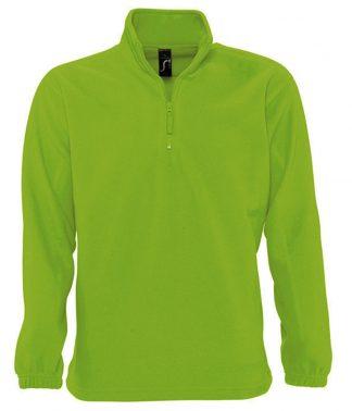 SOLS Ness Zip Nk Fleece Lime 3XL (56000 LIM 3XL)