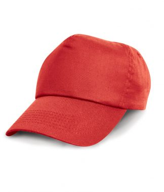 Result Classic 5 Panel Cap Red XL (RC005 RED XL)