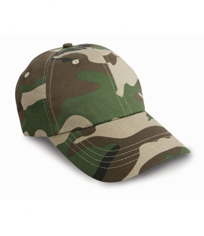 Result Pro-Style Cap Camouflage ONE (RC010 CMF ONE)