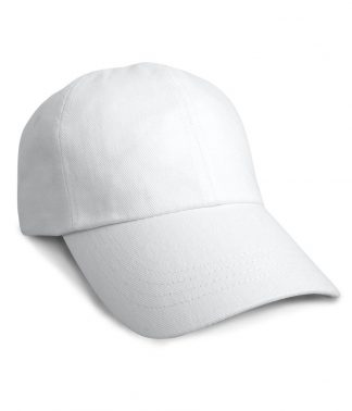 Result Pro-Style Cap White ONE (RC010 WHI ONE)