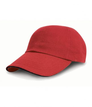 Result Heavy Pro-Style Cap Red ONE (RC010P RED ONE)