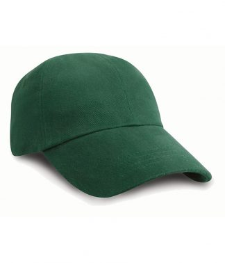 Result Heavy Brushed Cap Forest green ONE (RC024 FOR ONE)