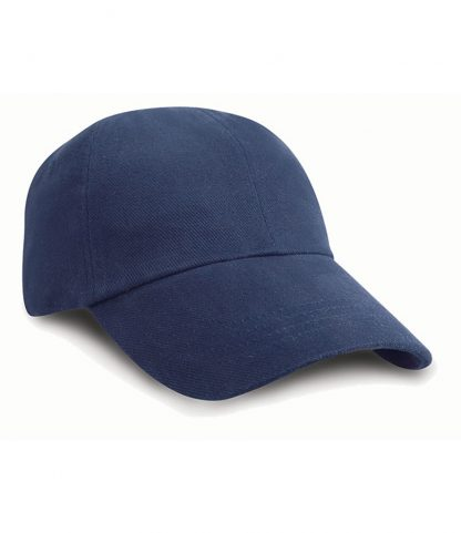Result Heavy Brushed Cap Navy ONE (RC024 NAV ONE)