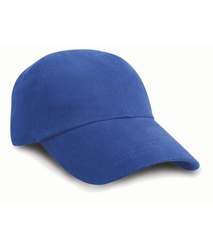 Result Heavy Brushed Cap Royal ONE (RC024 ROY ONE)
