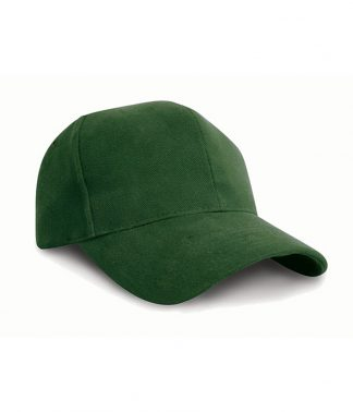 Result Pro-Style Hvy Brush. Cap Forest green ONE (RC025 FOR ONE)